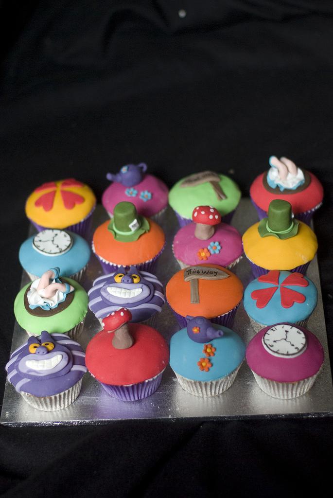 Cupcakes Made With Cake Flour