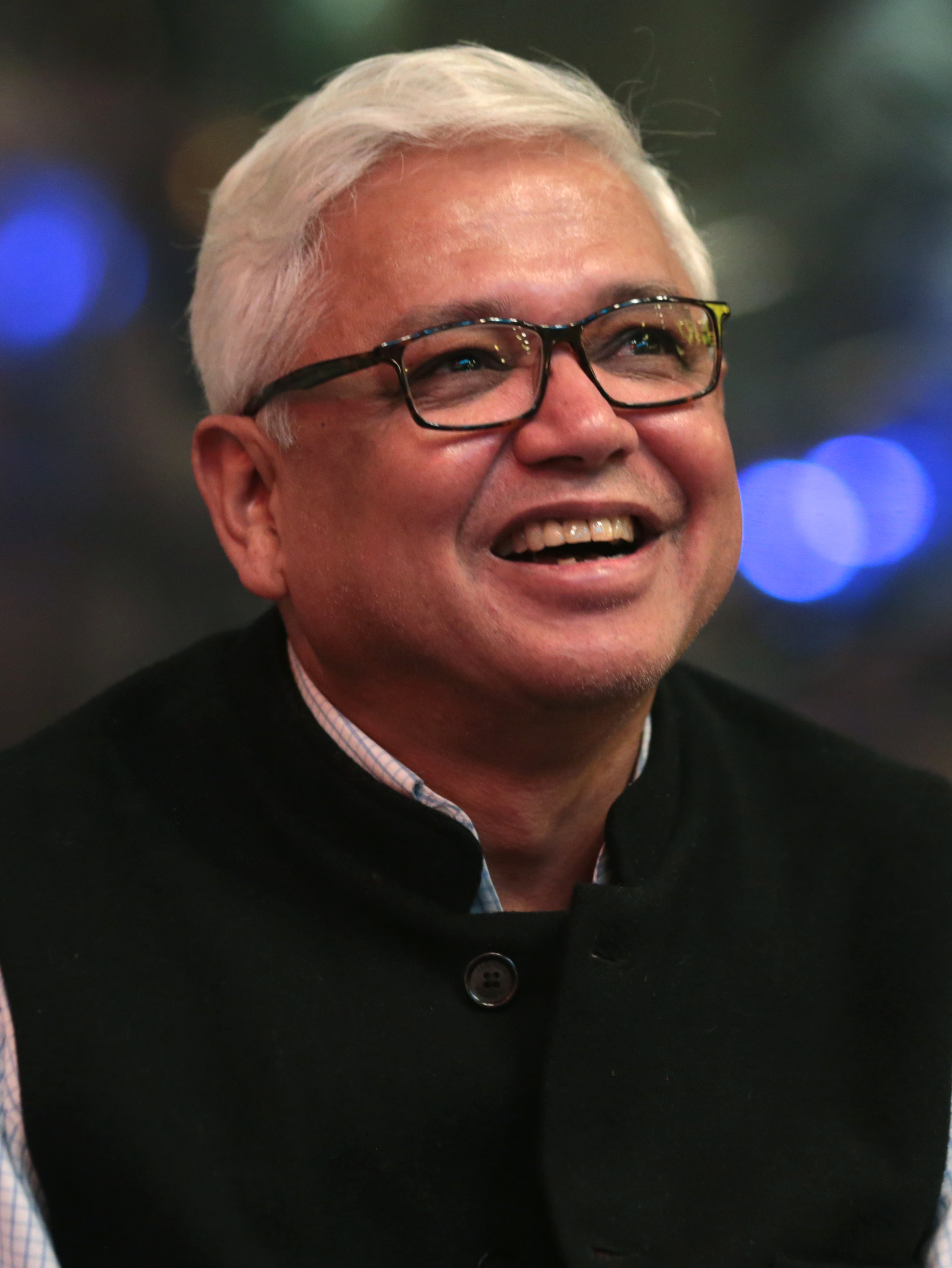 Ghosh in 2017