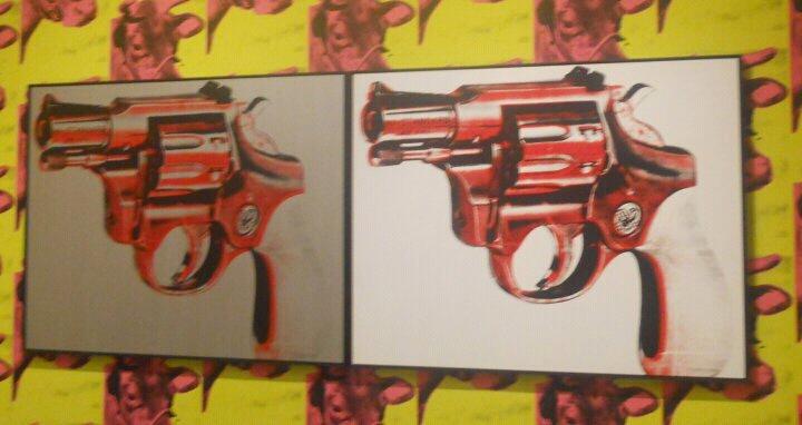 Andy Warhol Guns (5986817469)