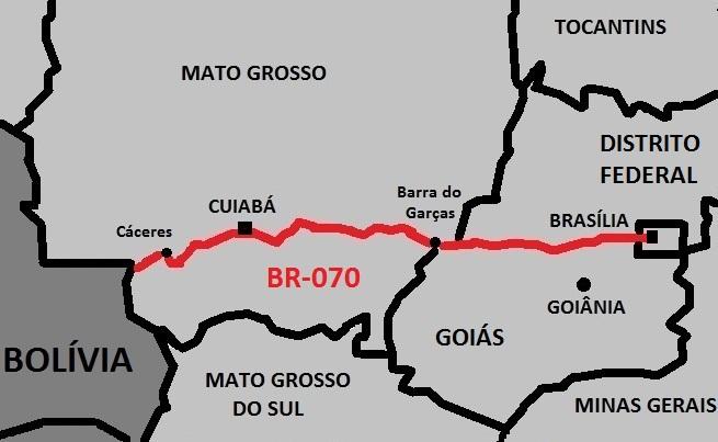 Redescobrindo o Brasil - Página 3 BR-070