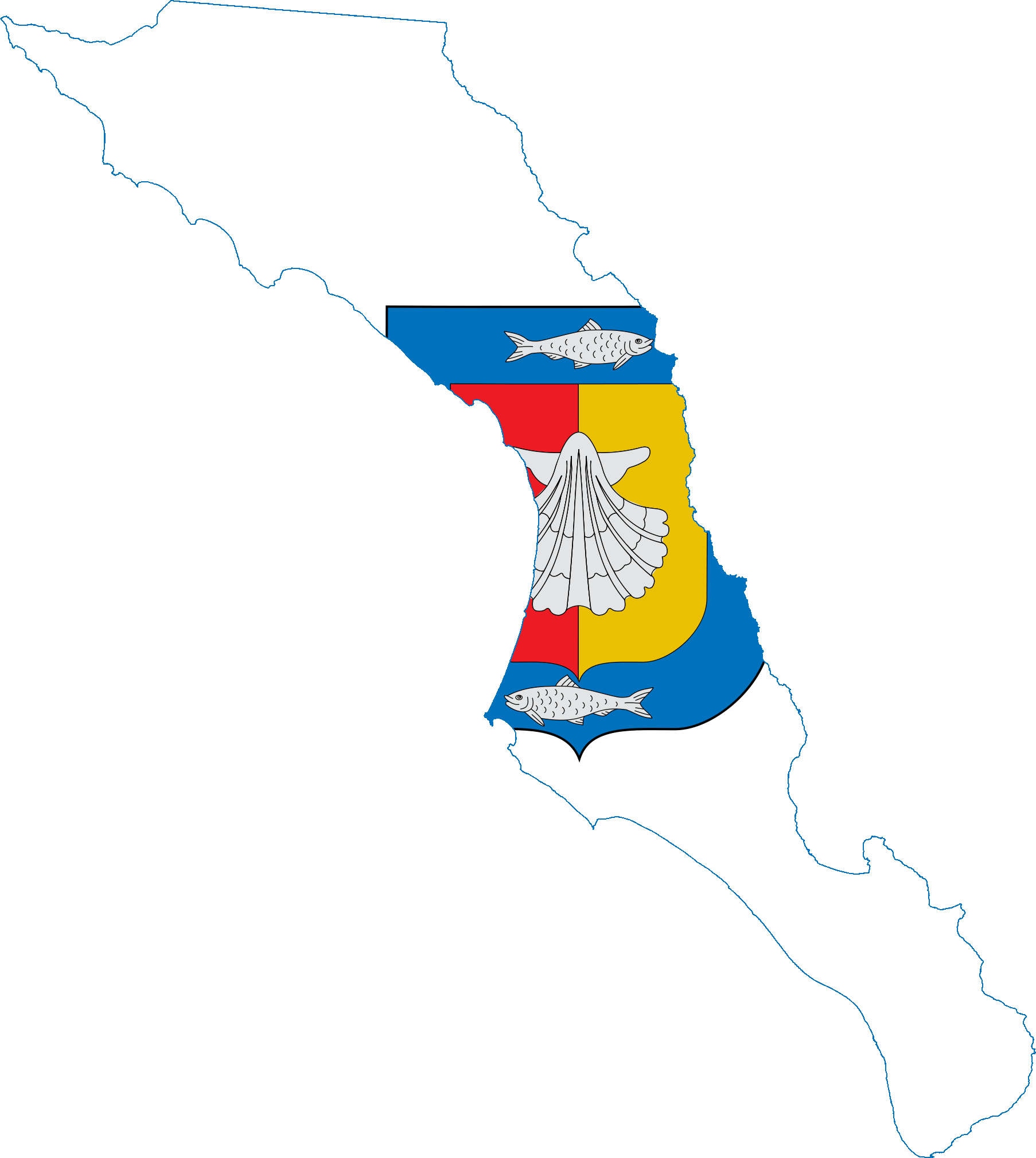 File:Baja California Sur Flag Map.png - Wikimedia Commons