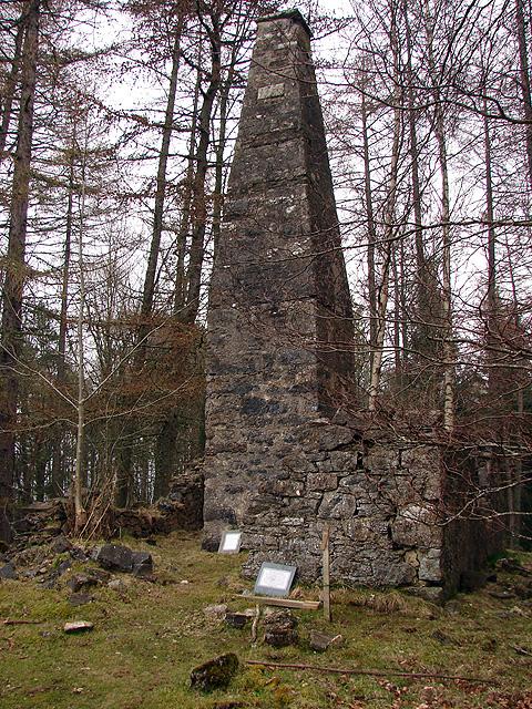 Balvenie Pillar - geograph.org.uk - 463974.jpg