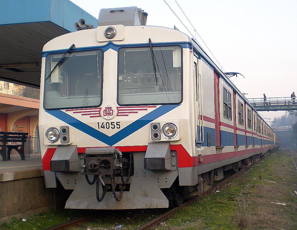 TCDD Banliyö trenleri - Wikiwand