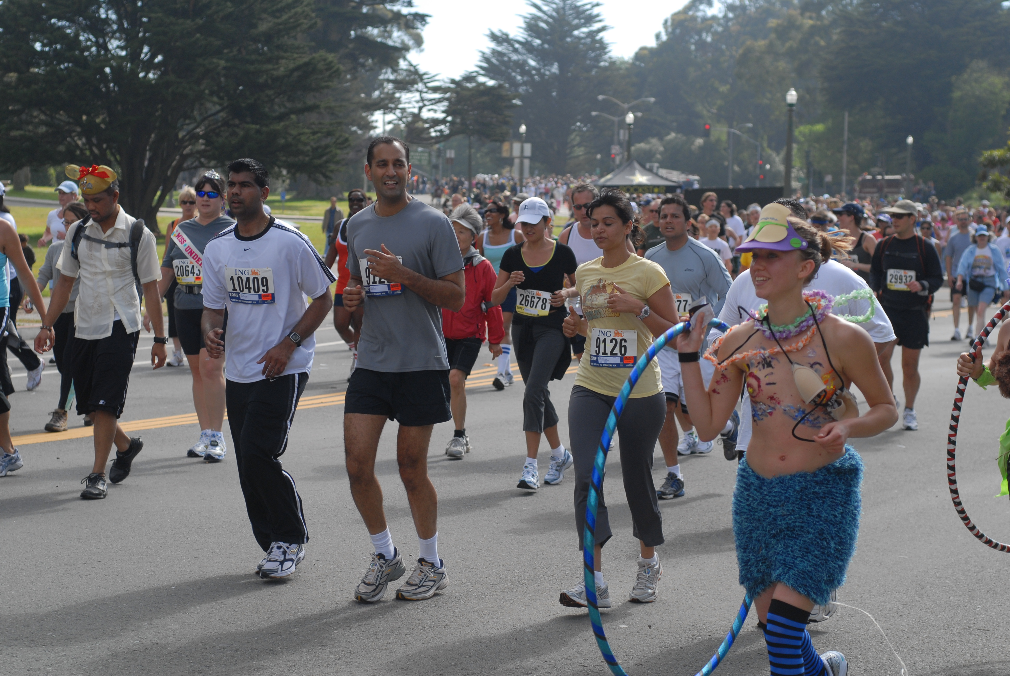 With you Bay to breakers naked women running apologise, but