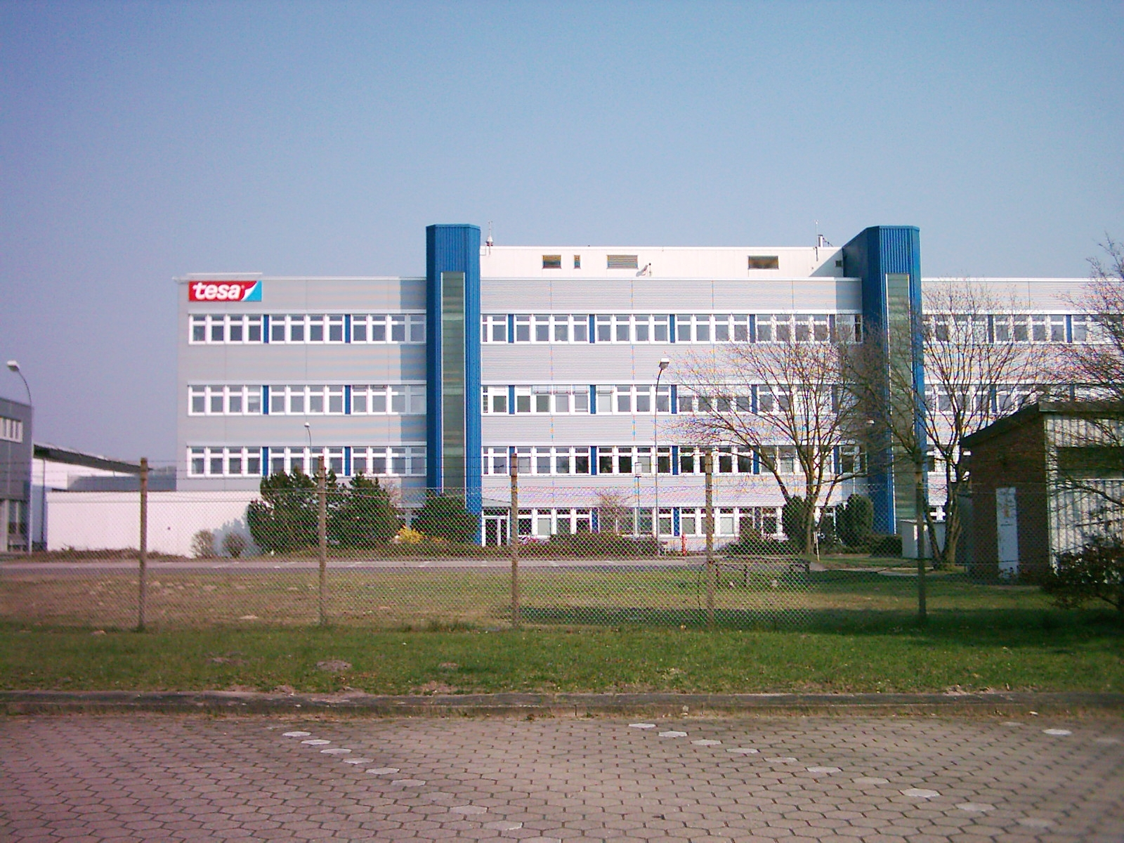 Biersdorf Germany  City new picture : Beiersdorf AG Tesa Hausbruch 03 Wikimedia Commons