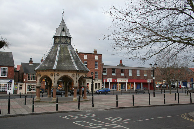 Bingham, Nottinghamshire - Wikipedia