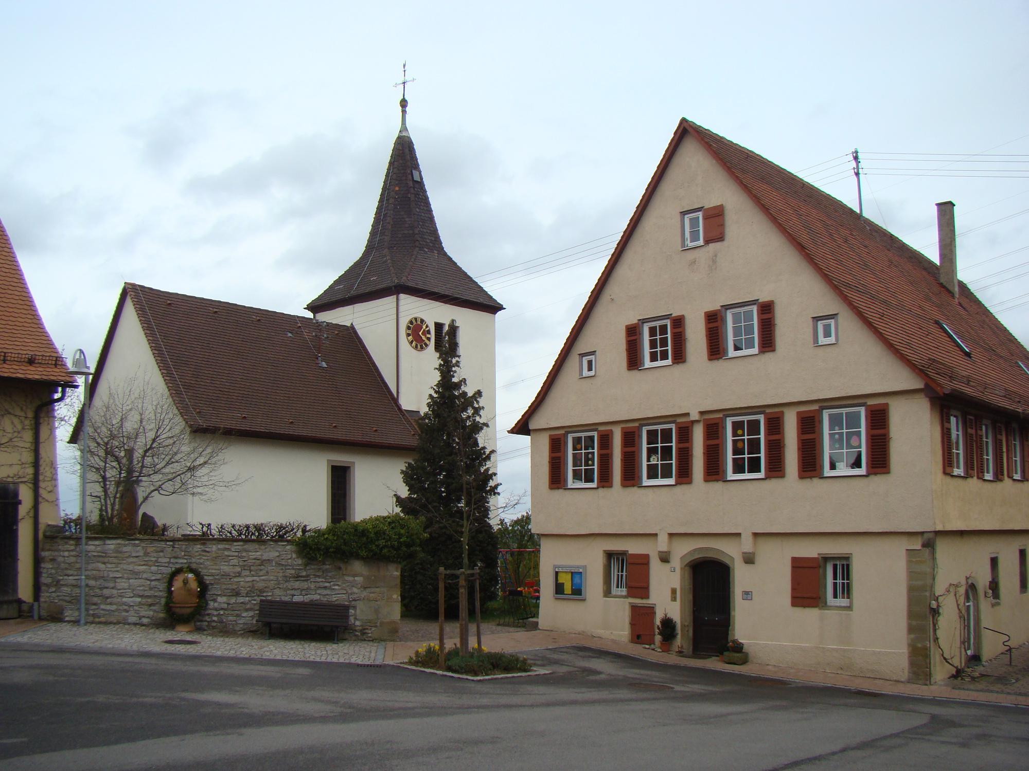 Ottiliakirche (Hofen)