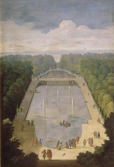 File bosquet de l 39 le royale et le bassin du for Bassin miroir