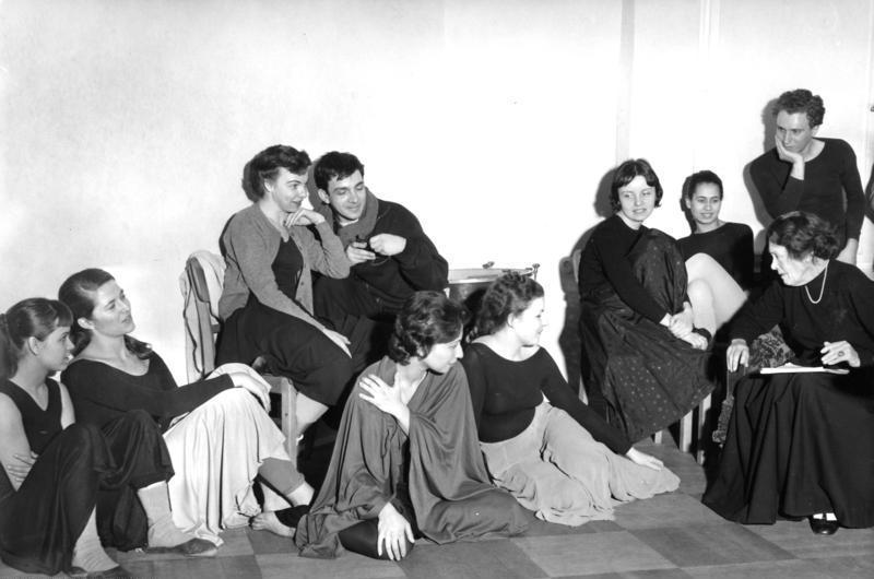 Mary Wigman Biografia Estúdio Mary Wigman Berlim
