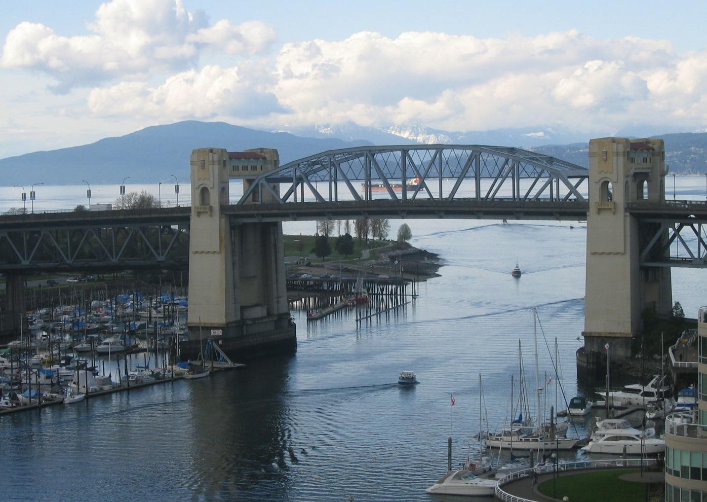 Burrard Bridge - Wikipedia