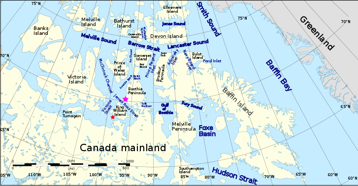 Credit One Application >> File:Canadian Arctic Archipelago, annotated.png ...