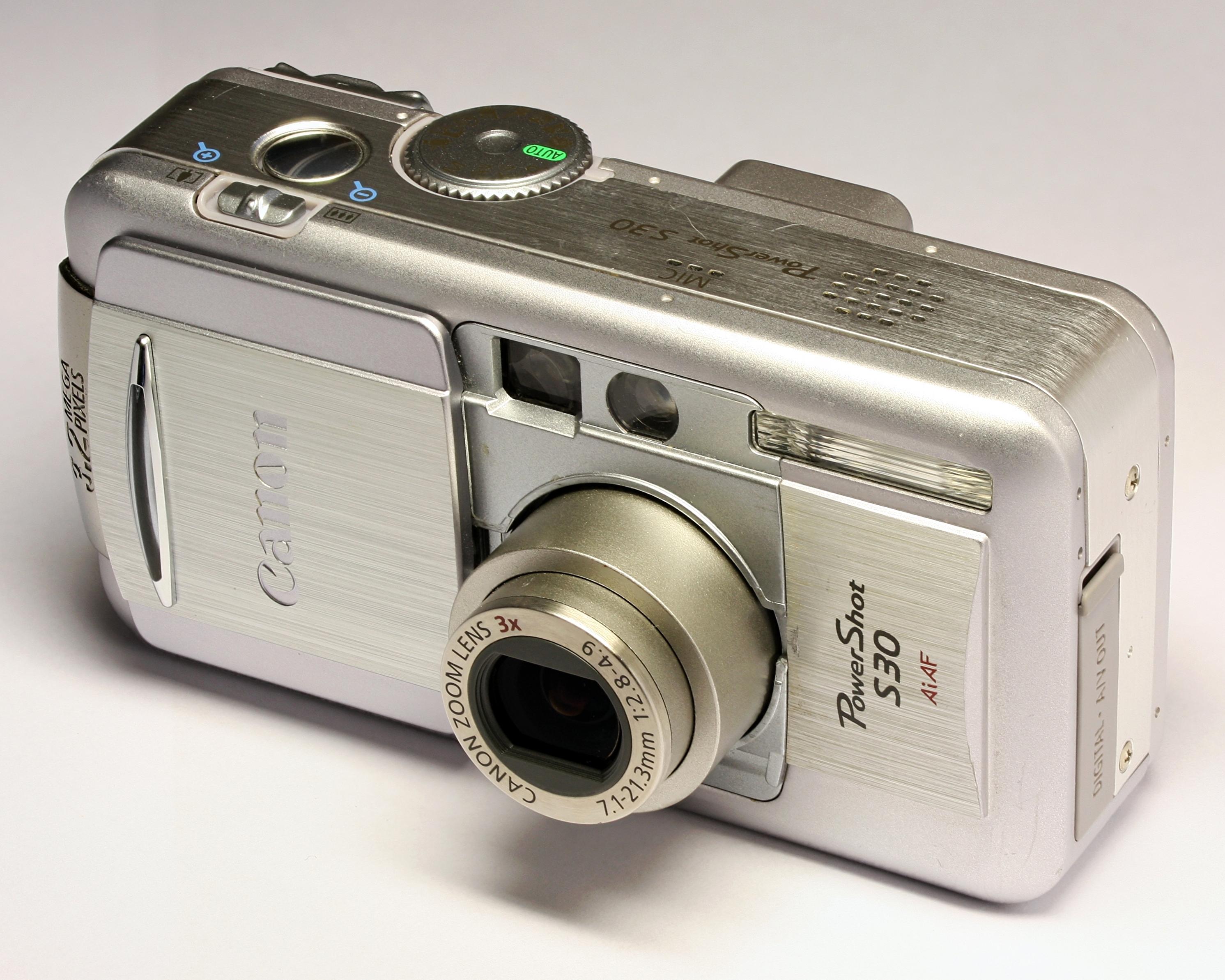 Canon powershot s30 ростелеком санкт-петербург ремонт телефона - ремонт в Москве
