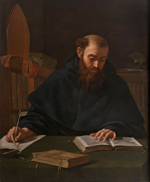 Image result for Caravaggio - St Augustine
