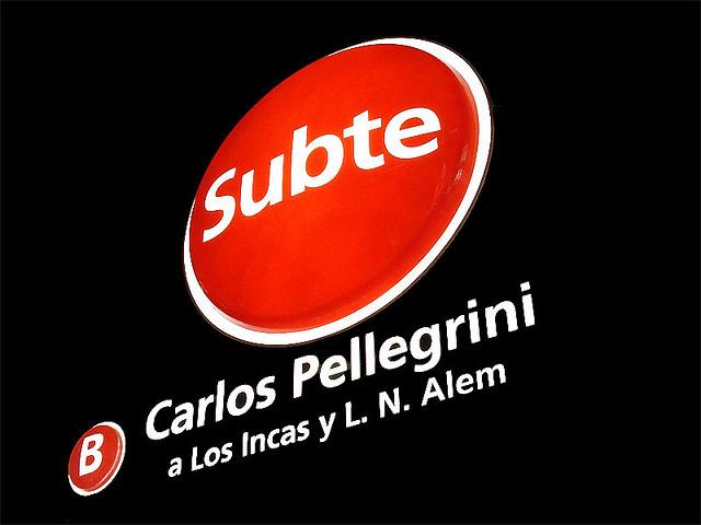 Carlos Pellegrini (Buenos Aires Underground)