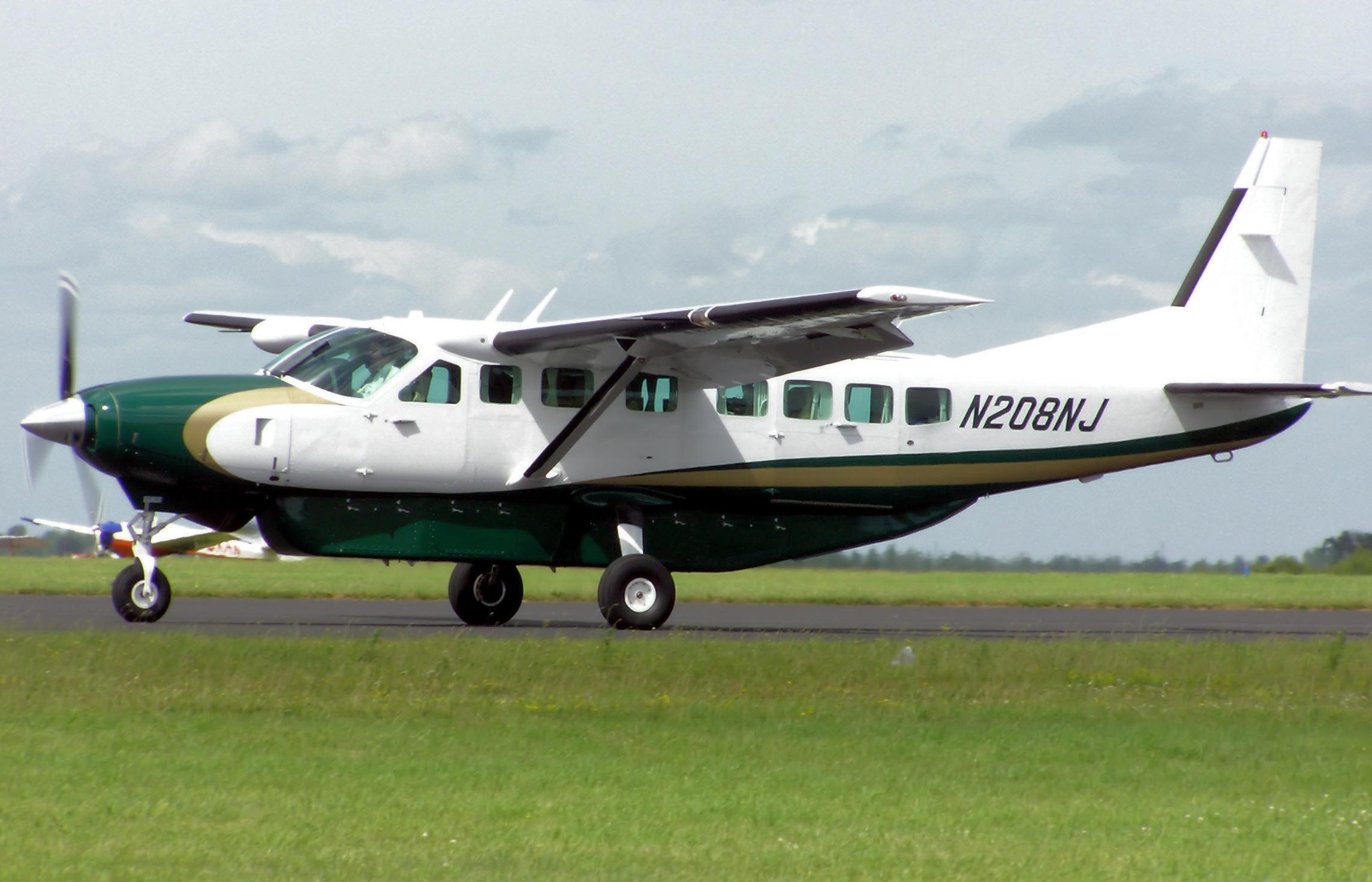 Cessna 208 Caravan Military Wiki Fandom Powered By Wikia