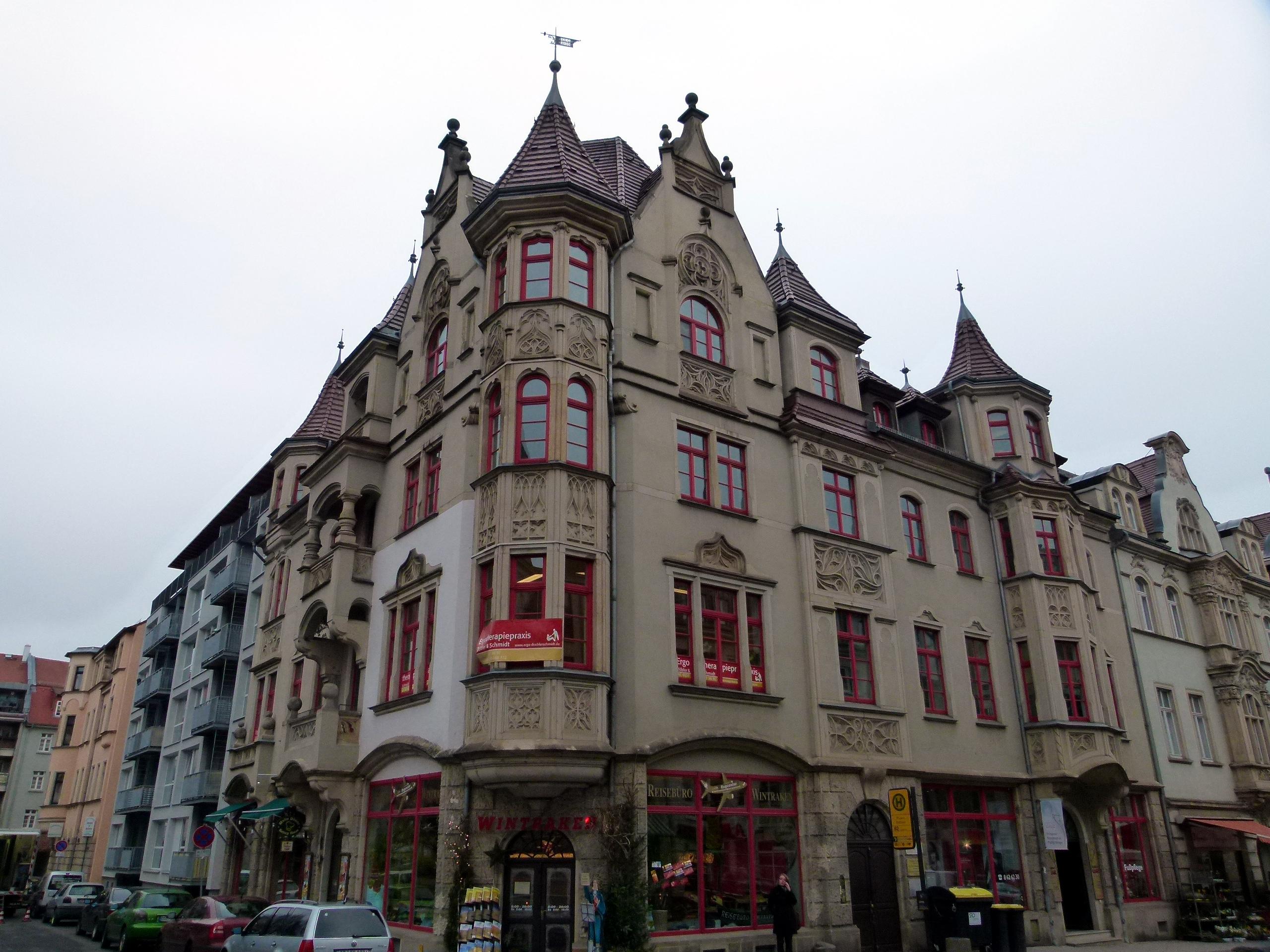 Großenhainer Straße Dresden : file chemnitzer stra e 96 dresden plauen jpg wikimedia commons ~ A.2002-acura-tl-radio.info Haus und Dekorationen