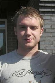 Chris Fountain English actor