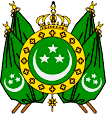 Coat of arms of the Egyptian Kingdom 2.png