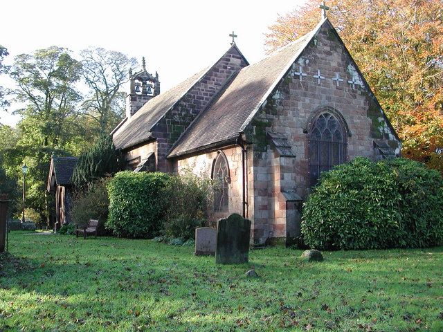 Cofton Hackett Church - geograph.org.uk - 670453