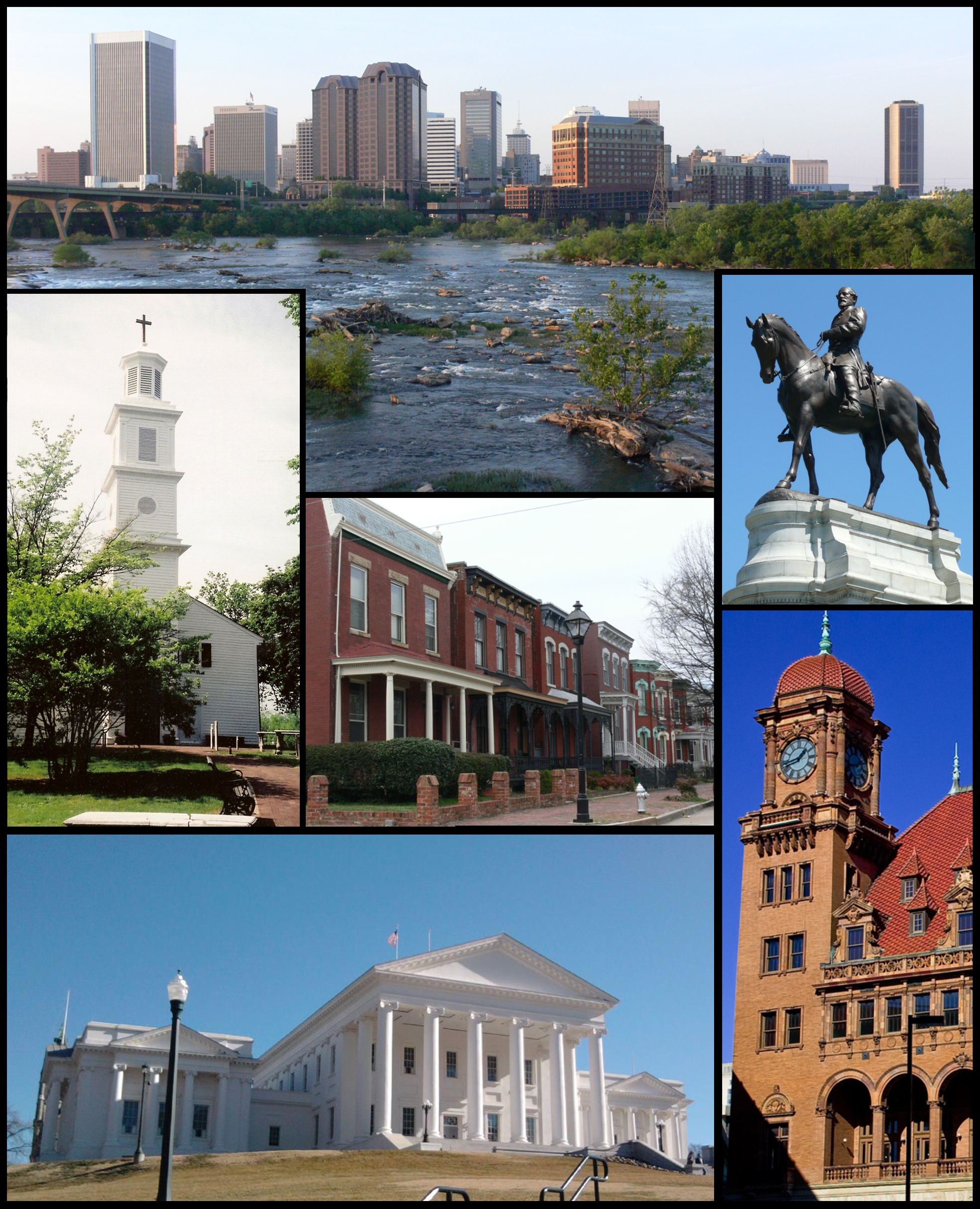 City Of Richmond Va >> Richmond Virginia Wikipedia