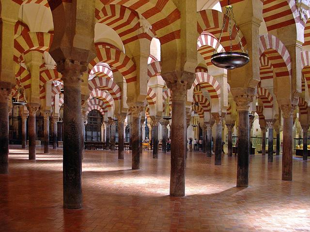 English: Mezquita of Cordoba Español: Mezquita...