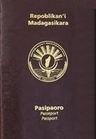 Cover of Malagasy Passport.JPG