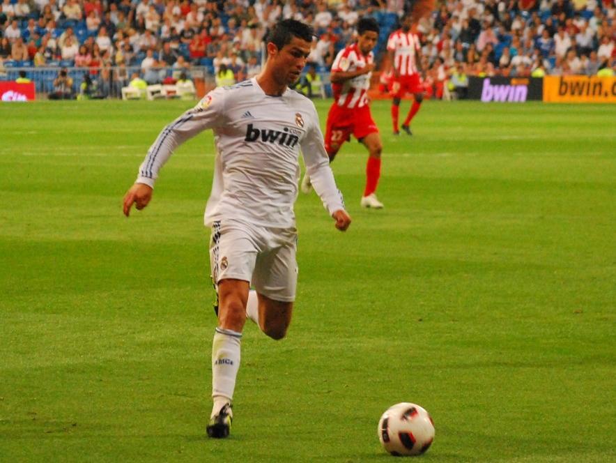 Liga Mistrzów: Cristiano Ronaldo jako jedyny z trzycyfrową zdobyczą bramek