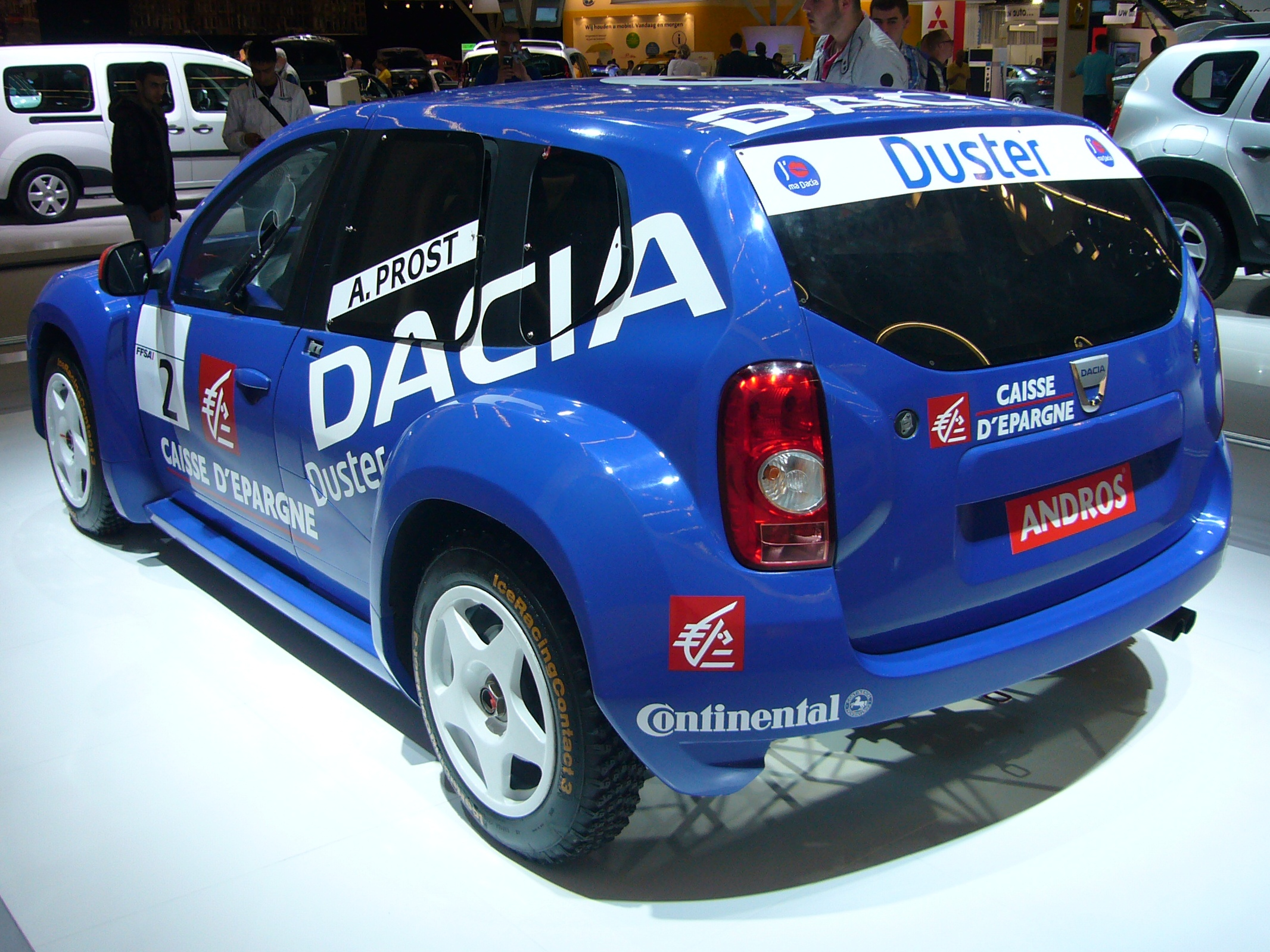 file dacia duster andros trophy rear quarter jpg wikimedia commons. Black Bedroom Furniture Sets. Home Design Ideas