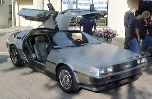 De Lorean Motor Company Simple English Wikipedia The