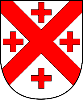 Coat of arms of the Duchy of Neopatria. Duchy of Neopatras.png