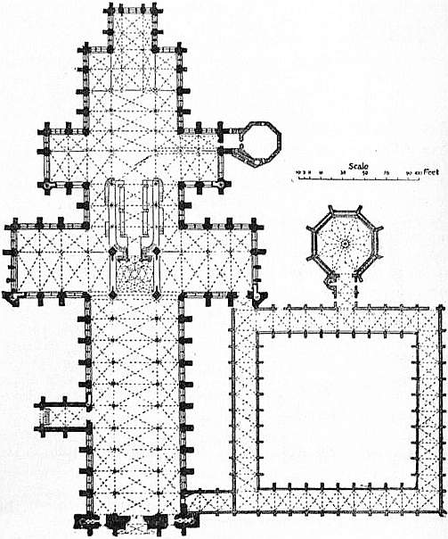 EB1911 Cathedral - Fig. 2.—Plan of Salisbury Cathedral.jpg
