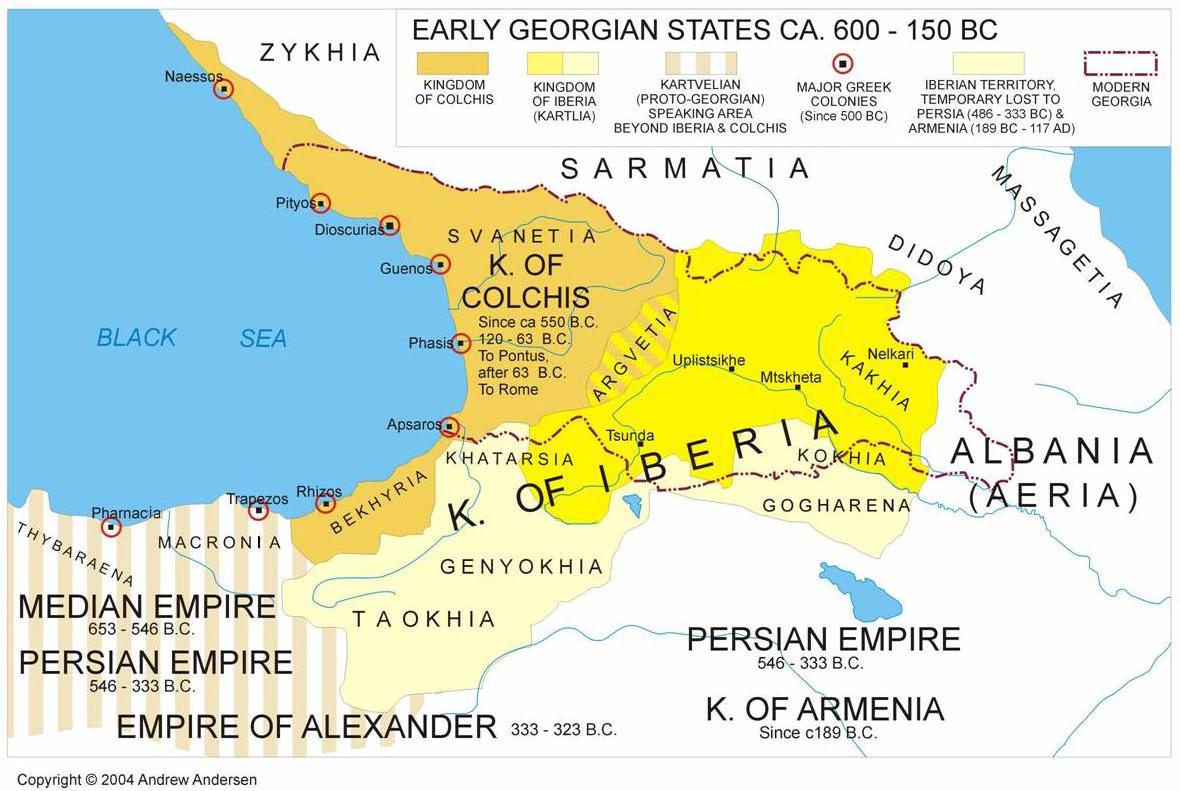 millä alueella etruskit elivät