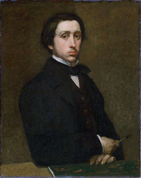 image of Edgar Degas