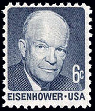 FileEisenhower Stamp 6c 1970 Issue