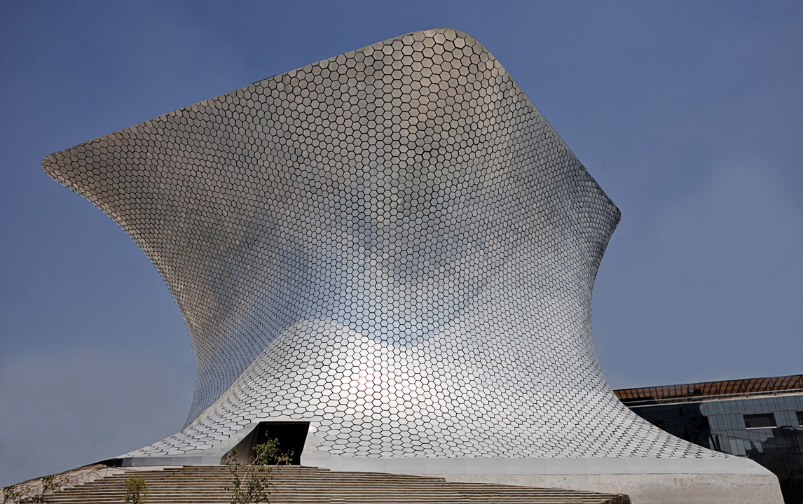 Museums to visit around the world - Museo Soumaya