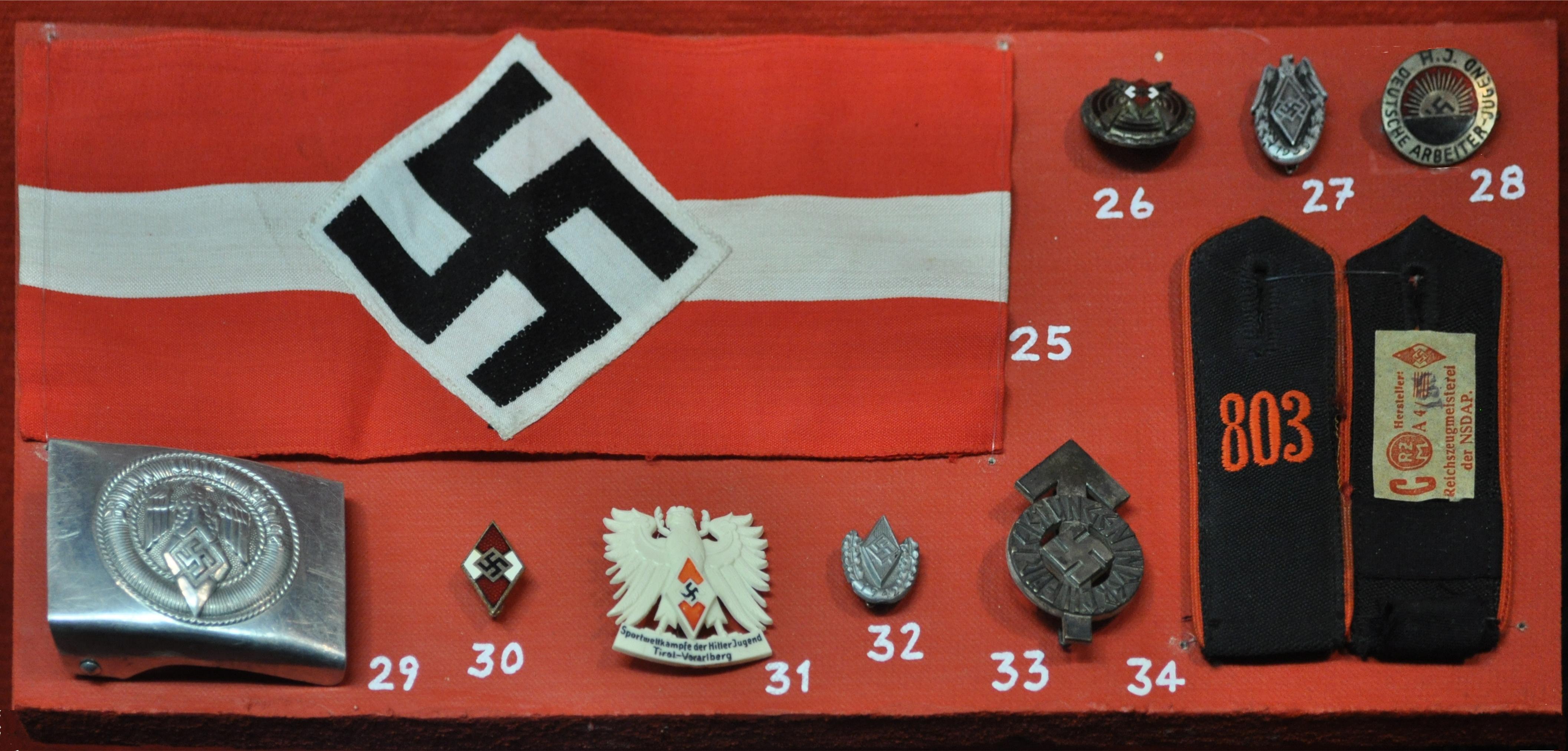 Hitler Youth Badge - Wikipedia