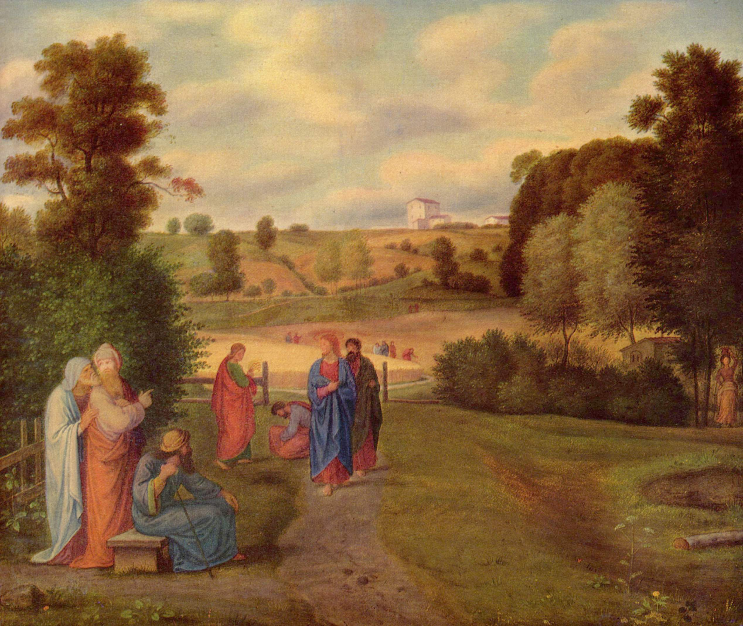 Landschaftsmalerei renaissance  Nazarener (Kunst) – Wikipedia