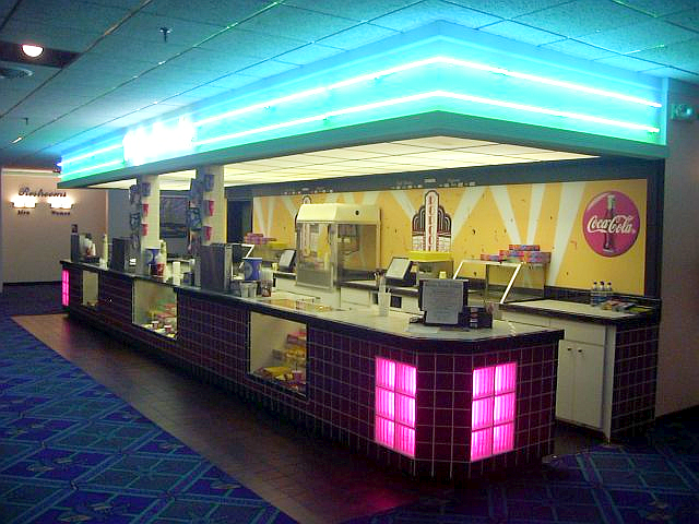 American Concession Stands