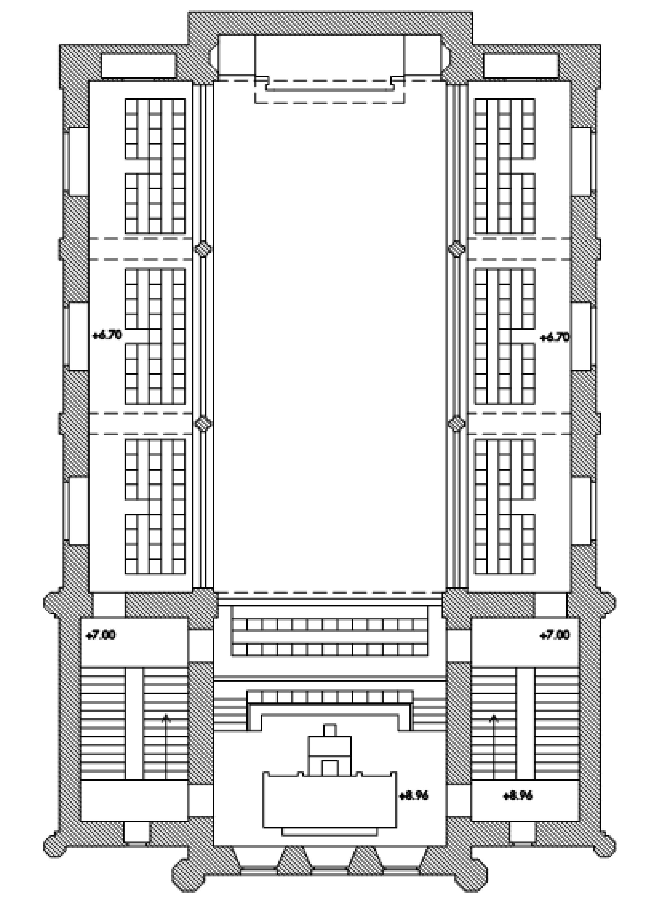 Draw Floorplans File First Floor Of The Zagreb Synagogue Computer