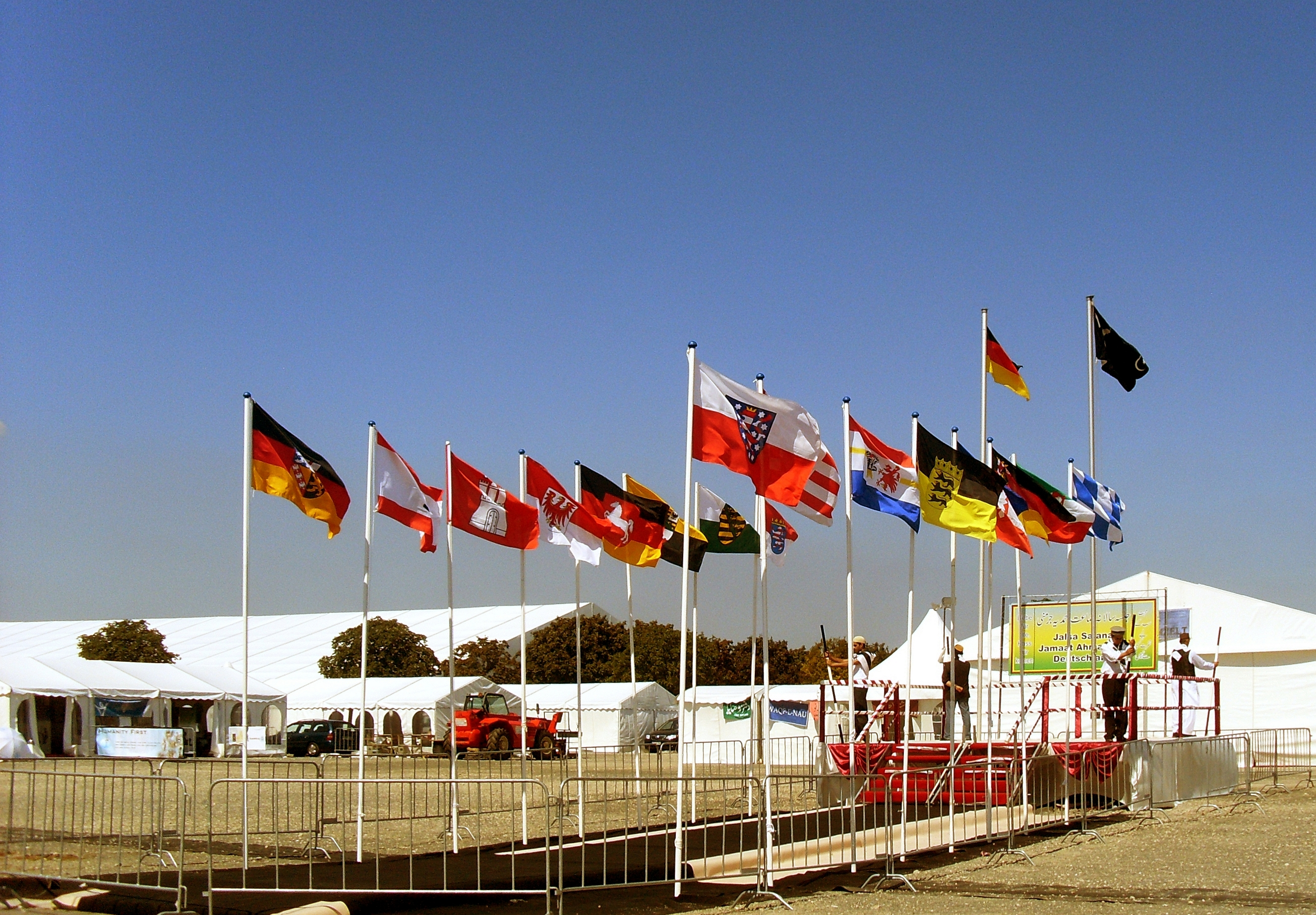 File:Flags at Jalsa Salana Germany 2009.jpg - Wikimedia ...