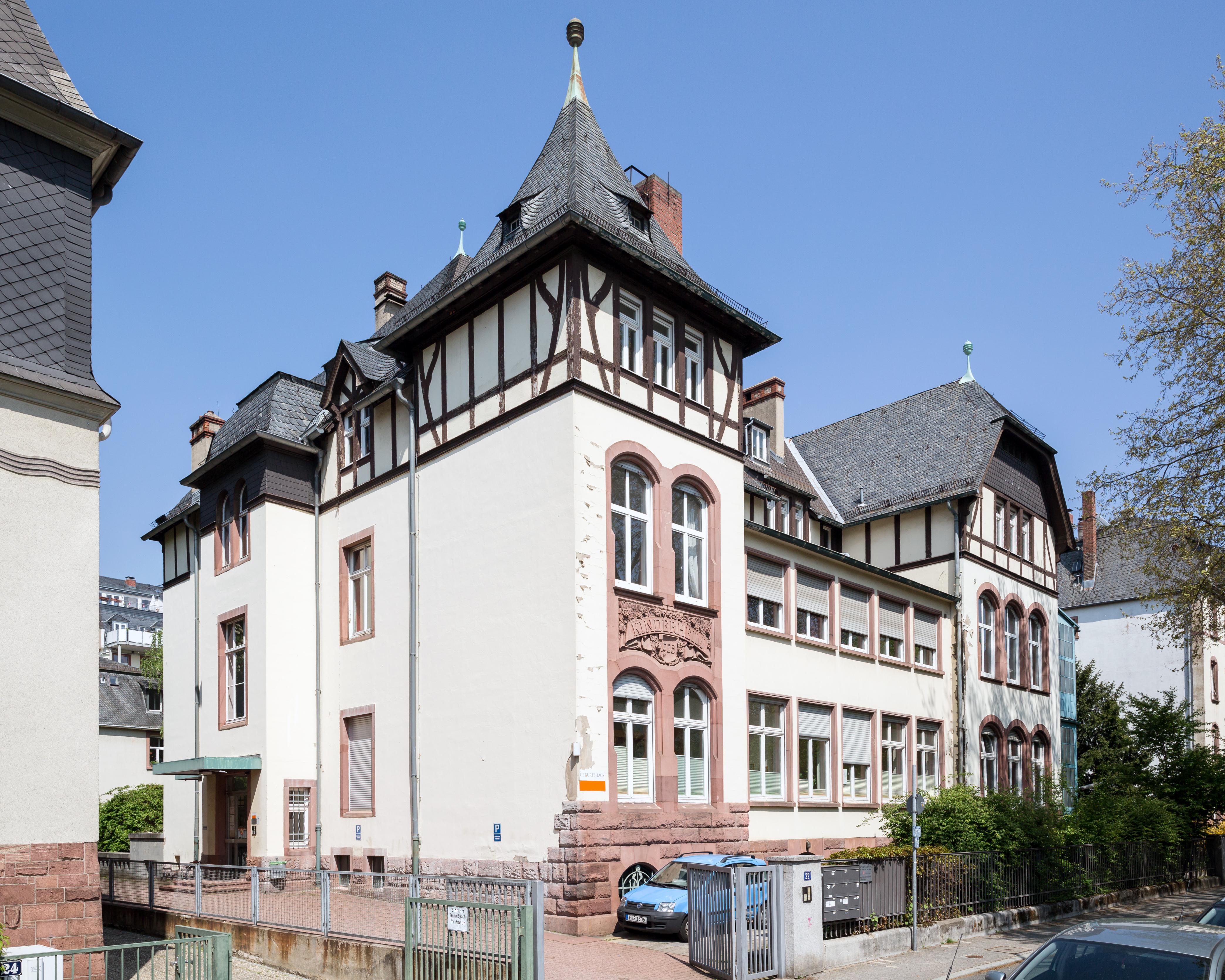 Datei frankfurt am main boettgerstrasse 22 von suedwesten for Innenarchitekt frankfurt am main