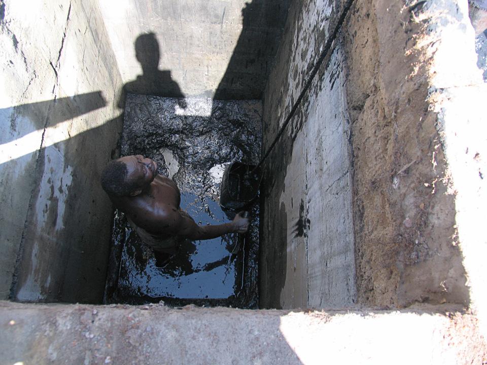 Vidange des latrines - Wikiwand