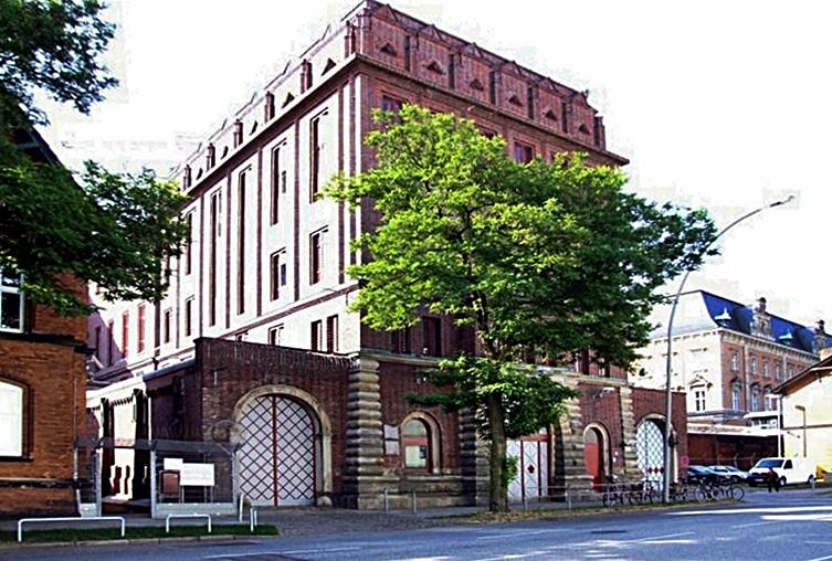 Untersuchungshaftanstalt Hamburg Hamburg