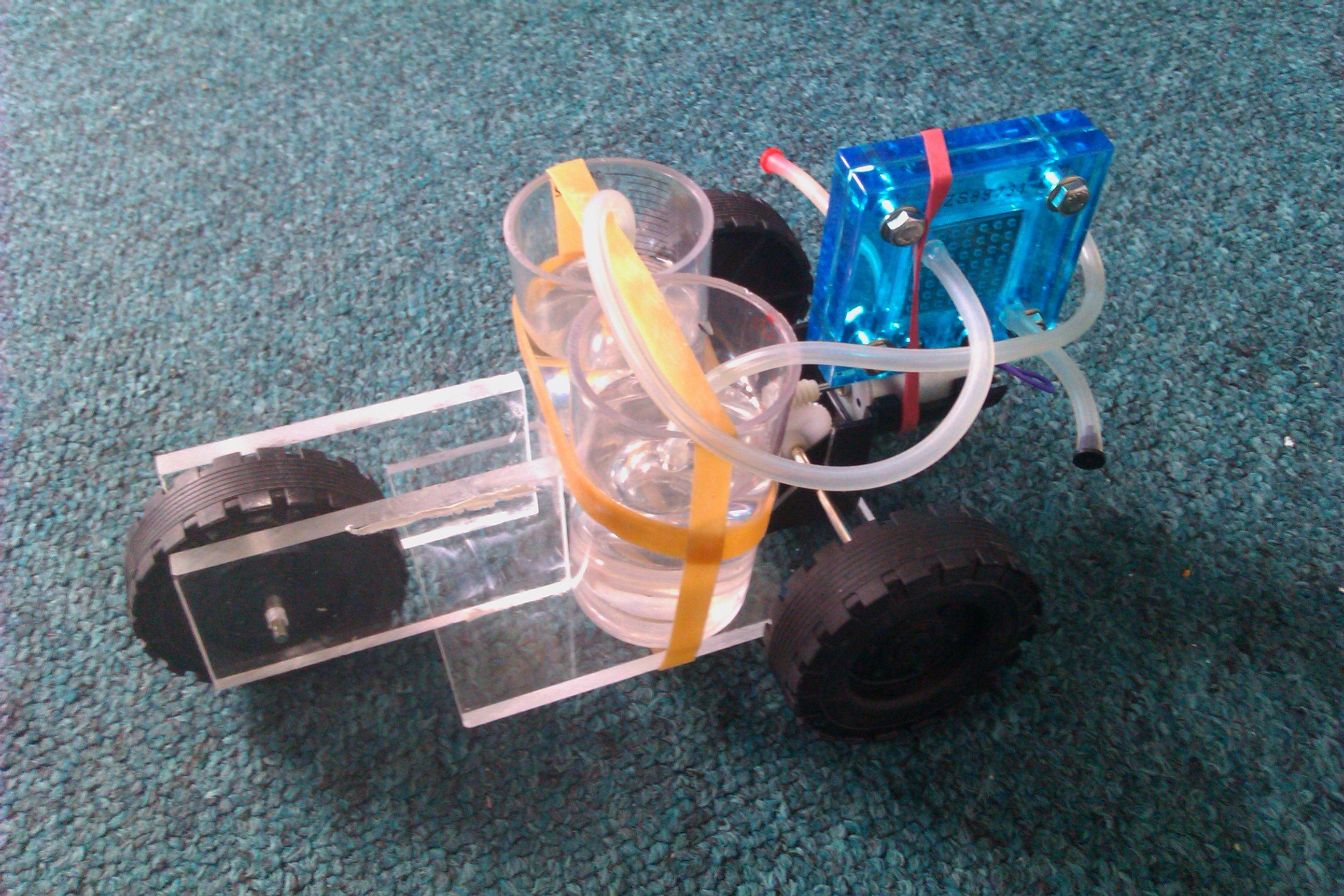 Build A Car Workshop File Fuel Cell Model Car Jpg Wikimedia Commons