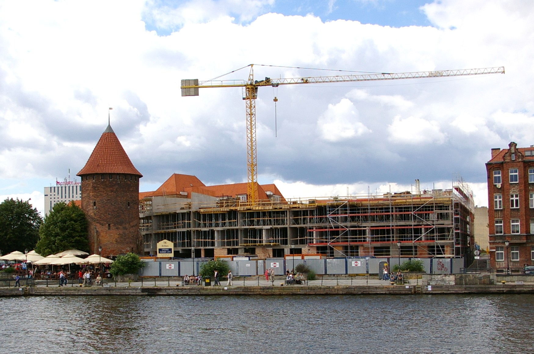 Hilton Hotel Gdansk Poland