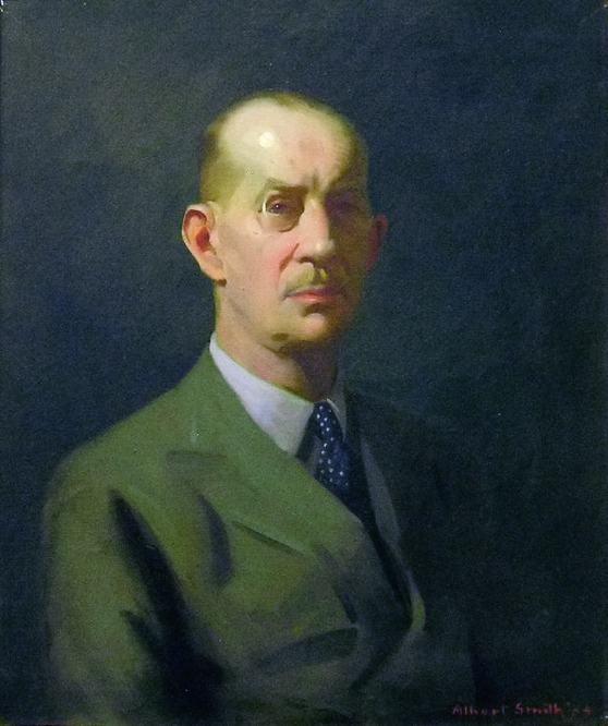 George Russell Clerk (Albert Smith, 1934)