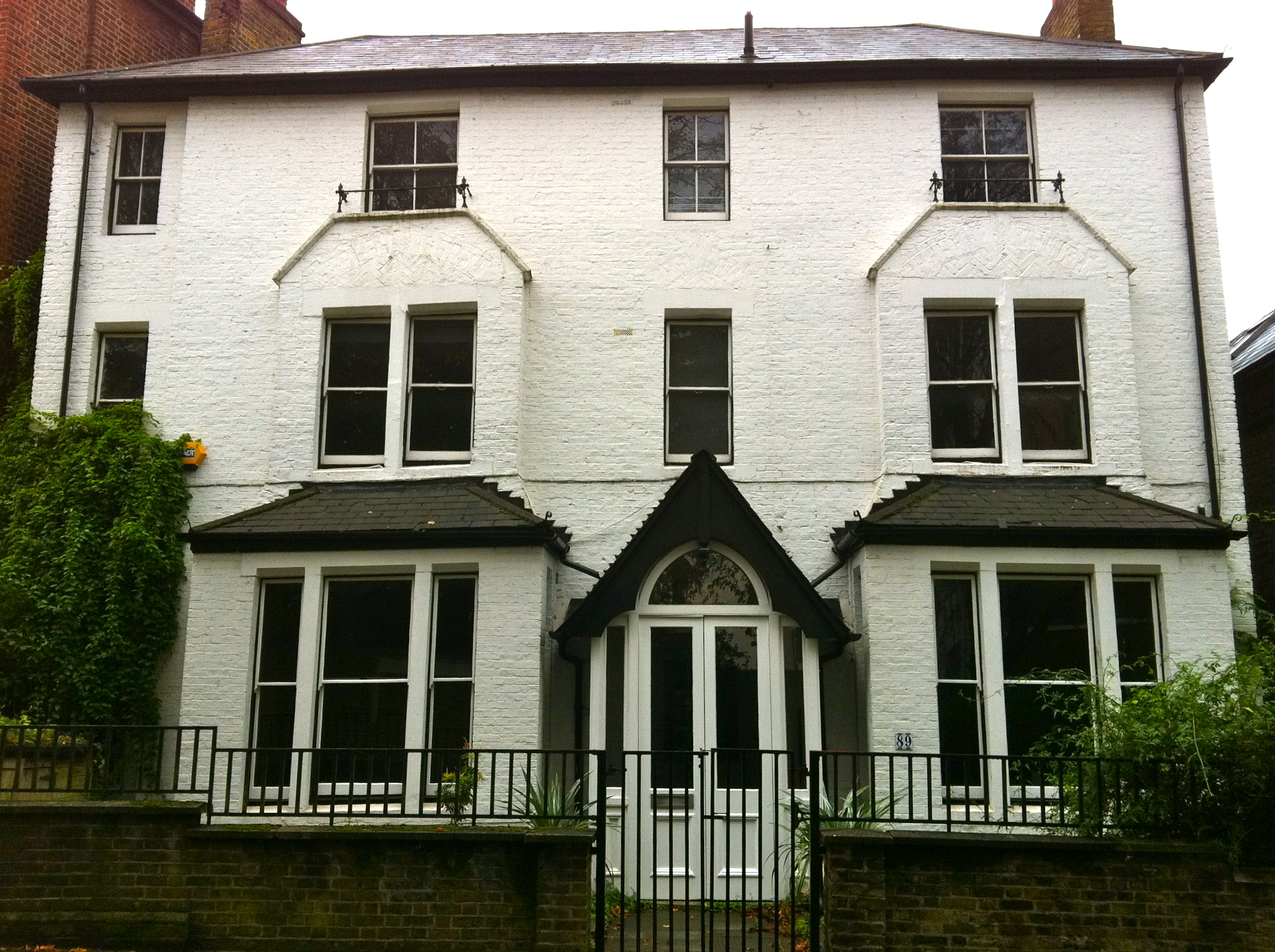 File Graham Chapman 39 S House In Wikimedia