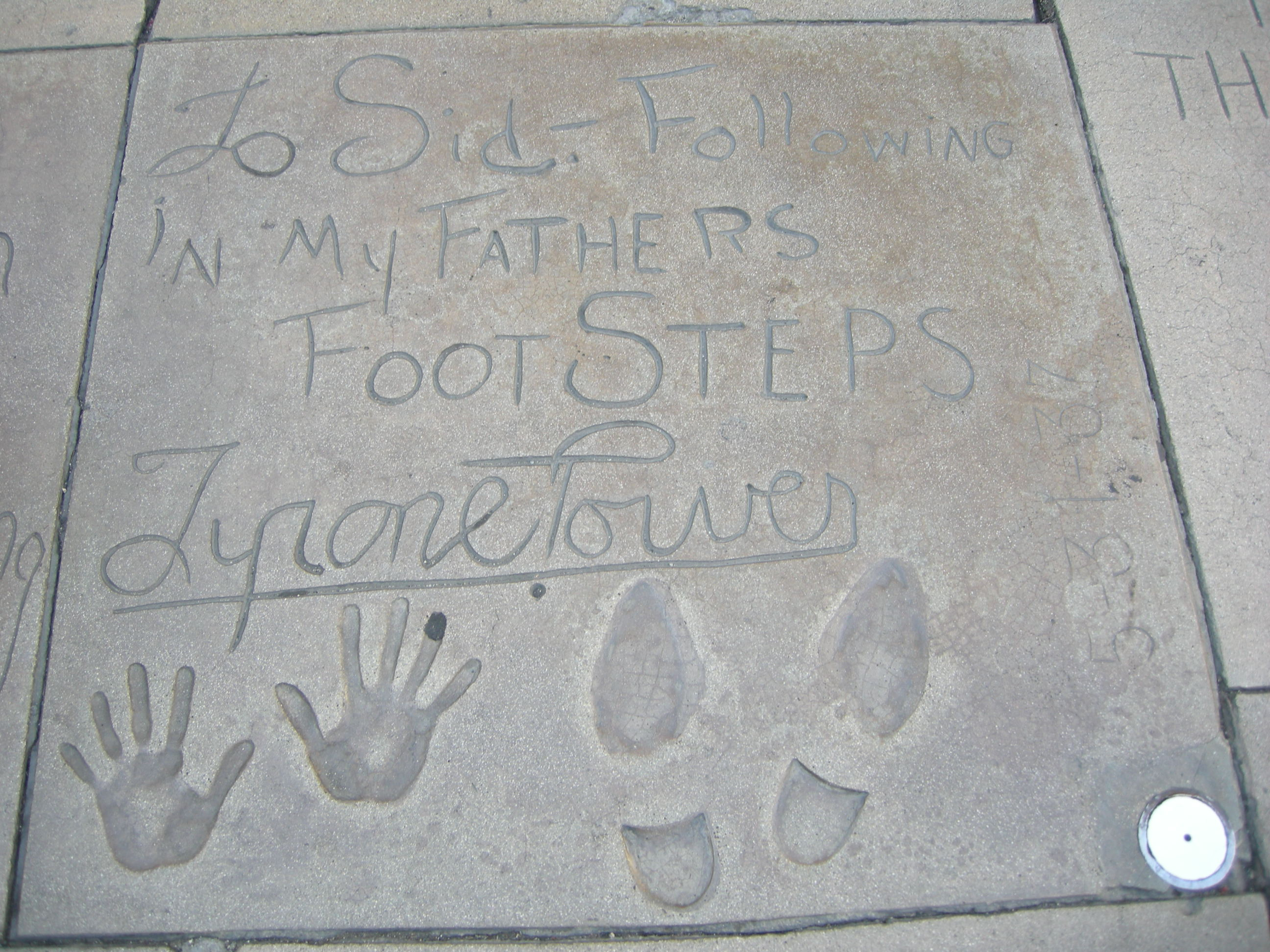 Tyrone Power 2010