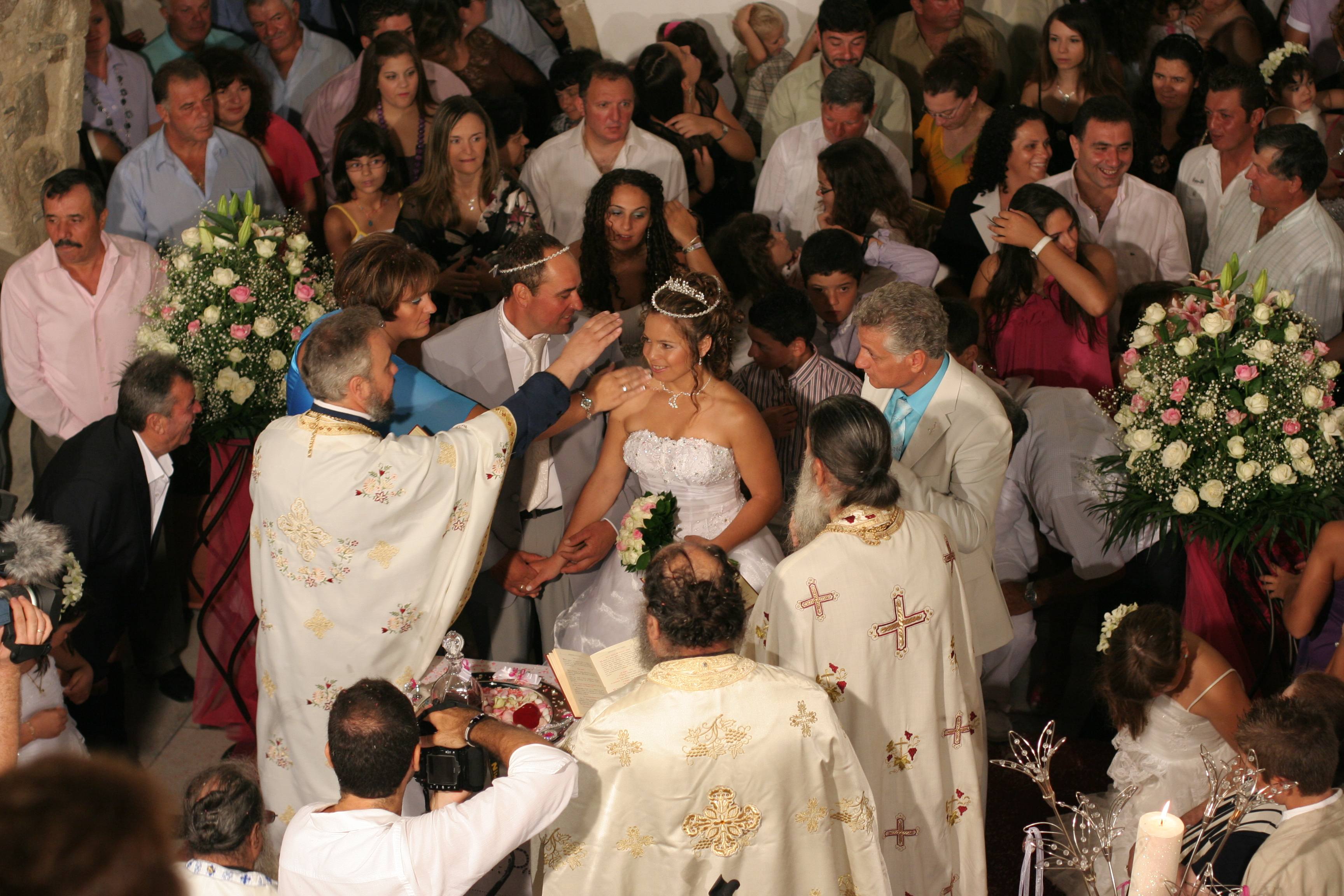 Image Result For A Christmas Wedding
