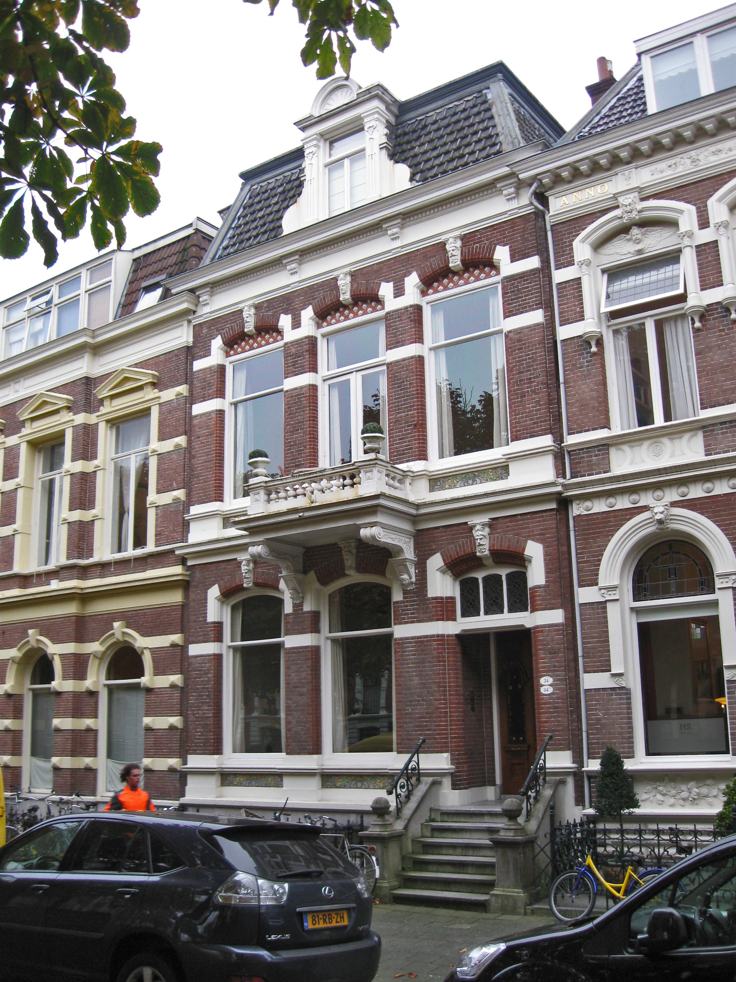 Herenhuis In Neo Renaissancestijl In Groningen Monument